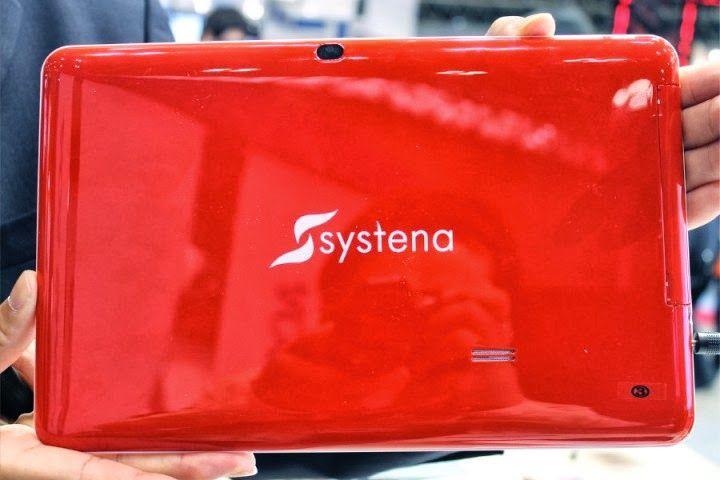 tablet tizen red