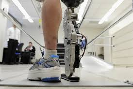 gamba artificiale