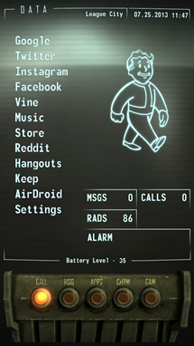 Pipboy Android