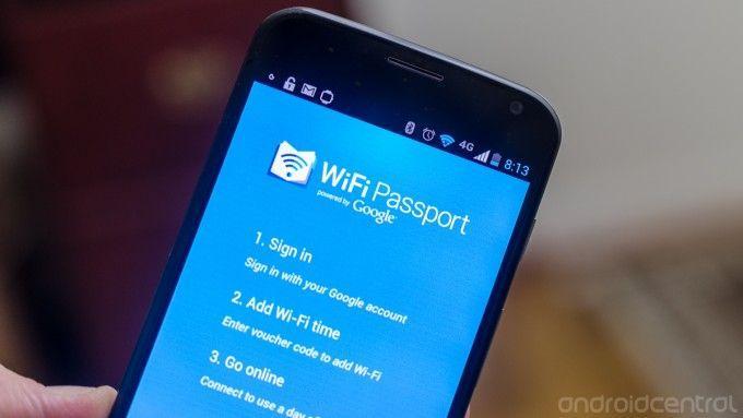 Google Wifi Passport