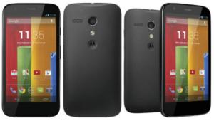 Nexus 5 vs Moto G
