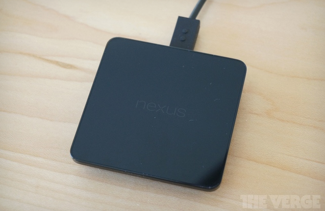 nexus 5 wireless charger