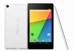 Nexus 7 Bianco