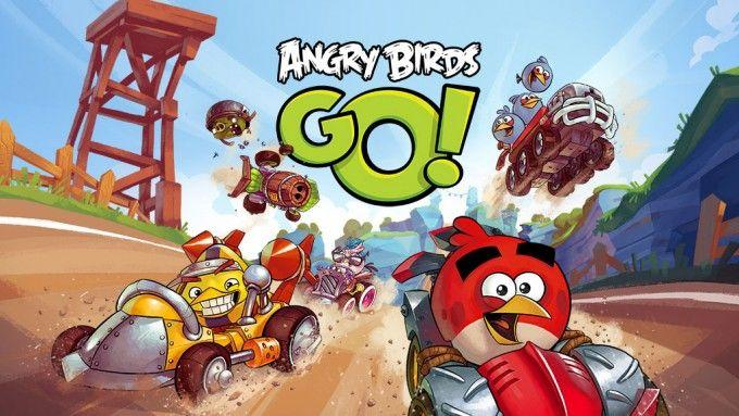 angry birds go sbarca sul play store