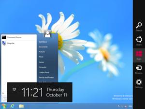 windows 8.2 riporterà il tasto start al suo stato originale