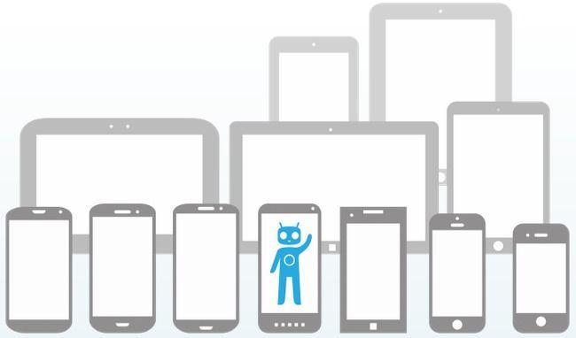 CyanogenMod 11 M2