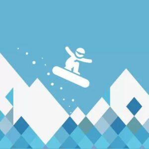 wallpaper snowboard