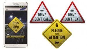samsung rilascia eyes on the road per migliorare sicurezza alla guida