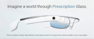 lenti Google Glass