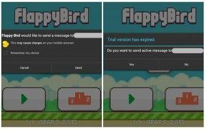 flappy birds Malware