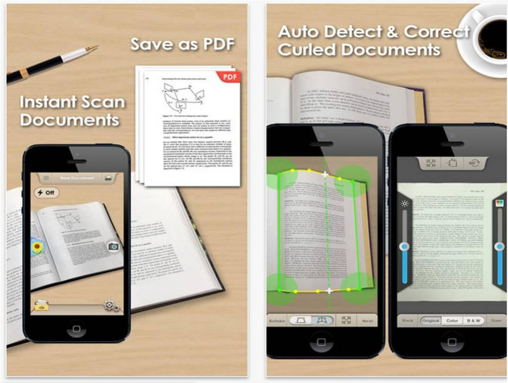 Scansionare documenti con iPhone