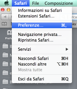 browser di default