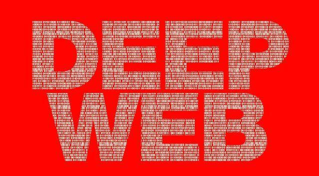 deep web red
