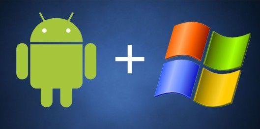 emulare android su windows