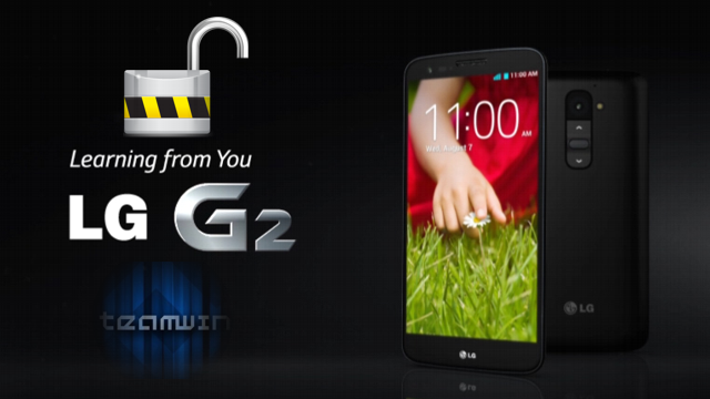 twrp recovery lg g2