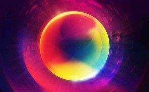 wallpaper bolla colorata
