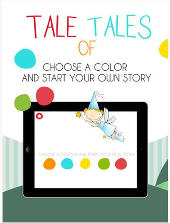 Applicazioni iPad per bambini Tale of Tales