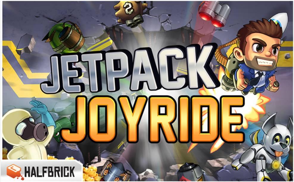 Giochi offline per Android Jetpack Joyride