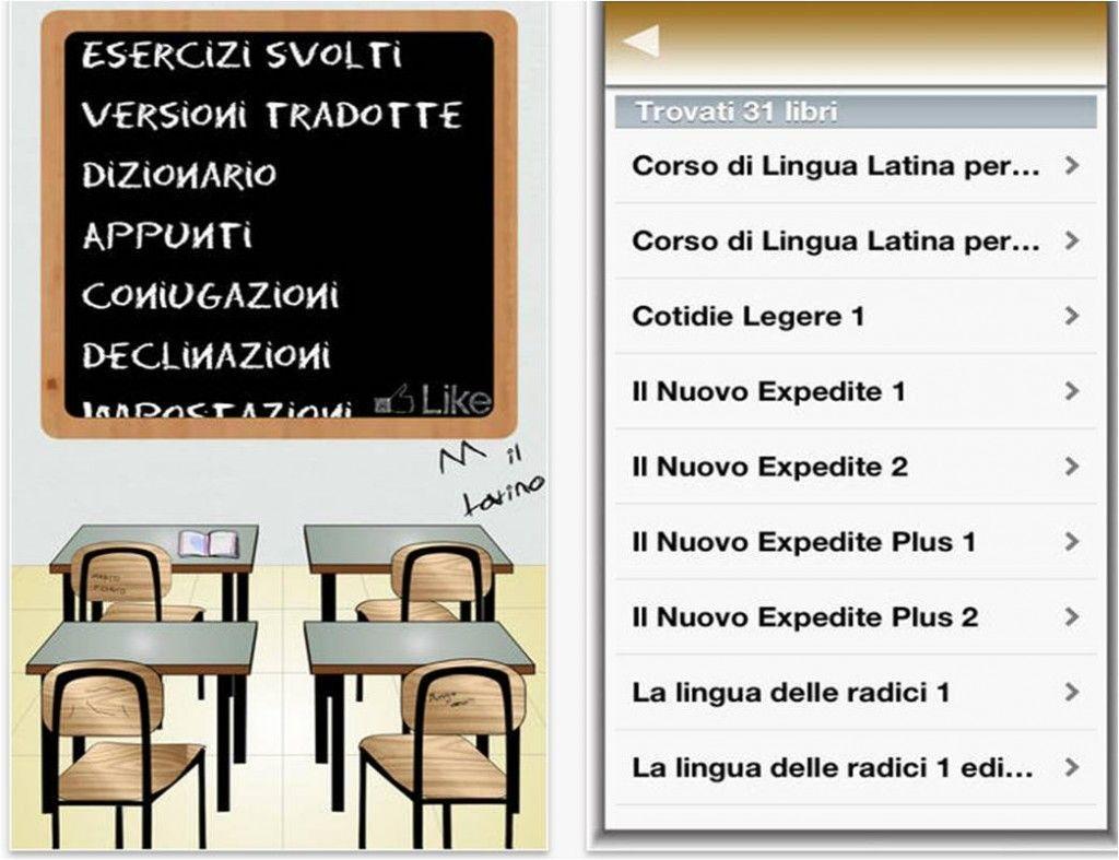 app iPhone per la scuola studenti  7inLatino