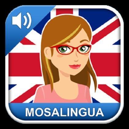 imparare inglese su iPhone MosaLingua