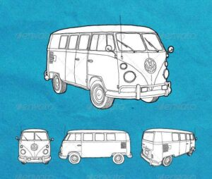 wallpaper volkswagen transporter