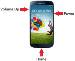 Reset Galaxy S4