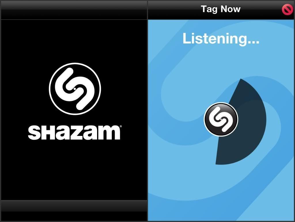 Applicazioni Android gratis per tablet Shazam