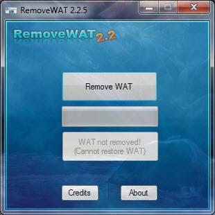 Remove_WAT_attivare windows 7 non autentico