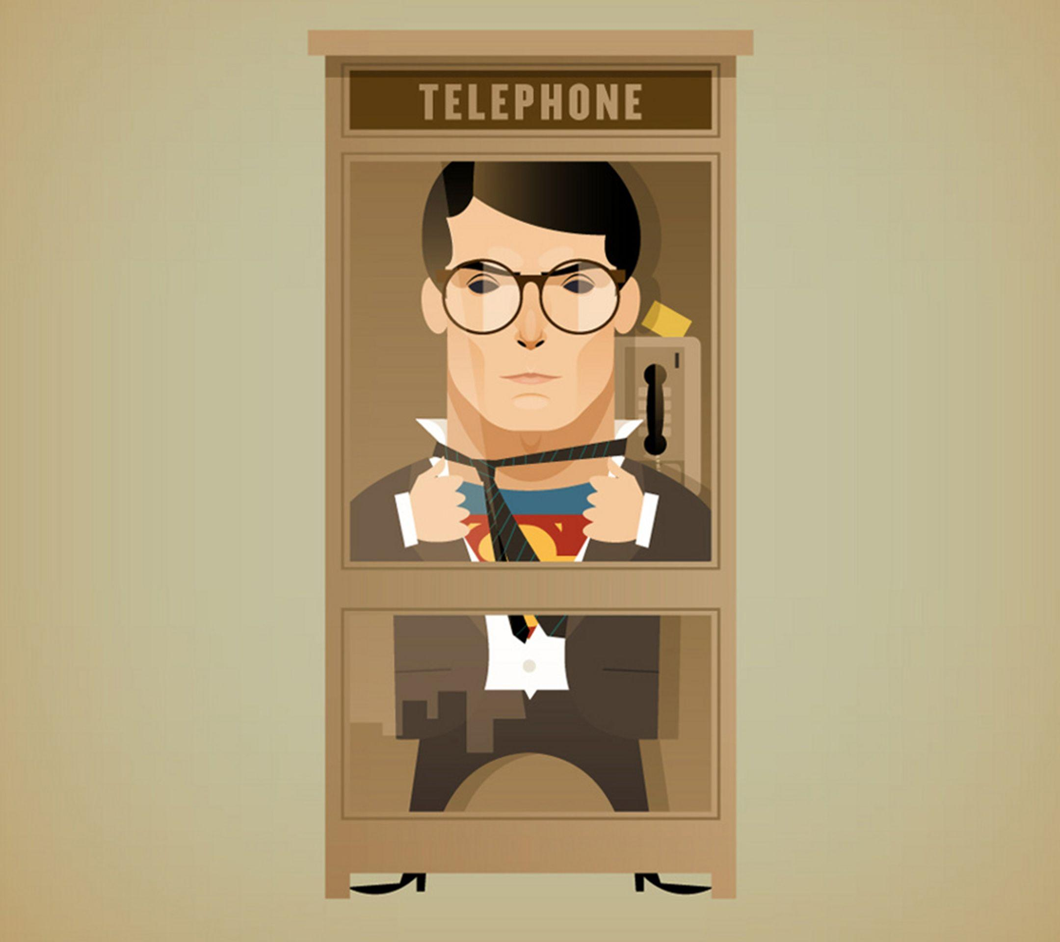 Wallpaper clark kent