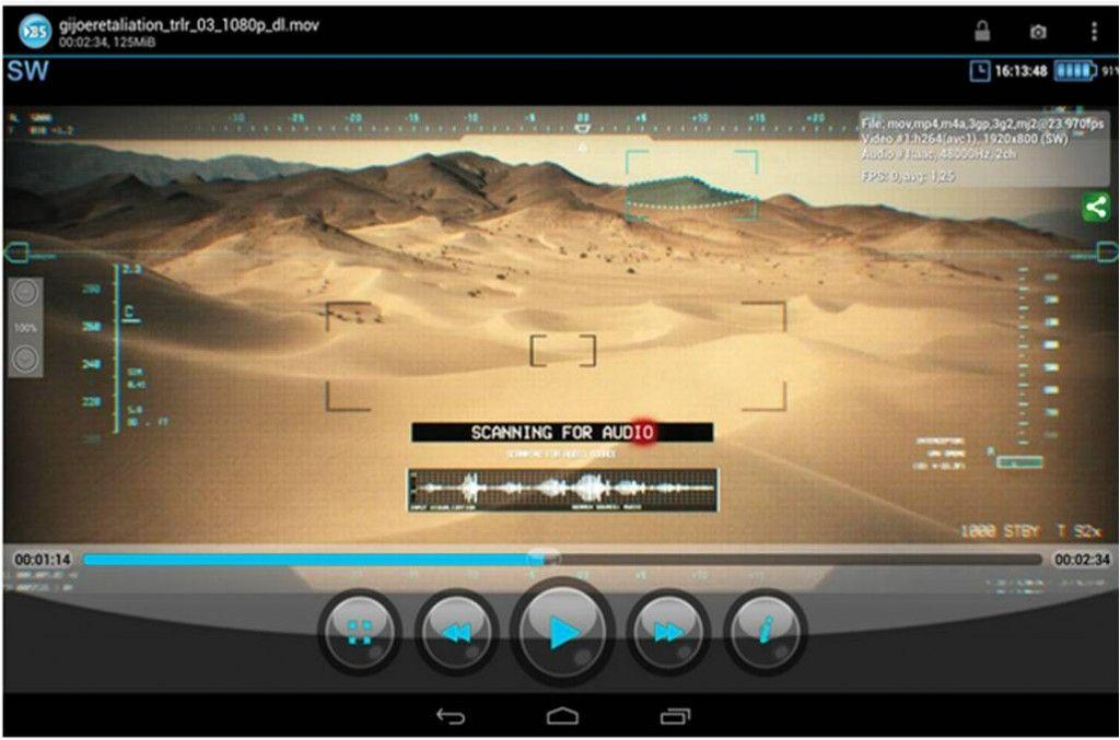 player video Android BSPlayer Free