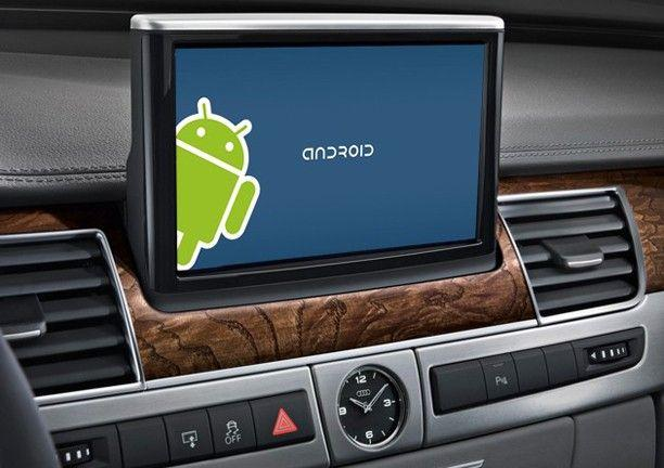 Android-in-auto