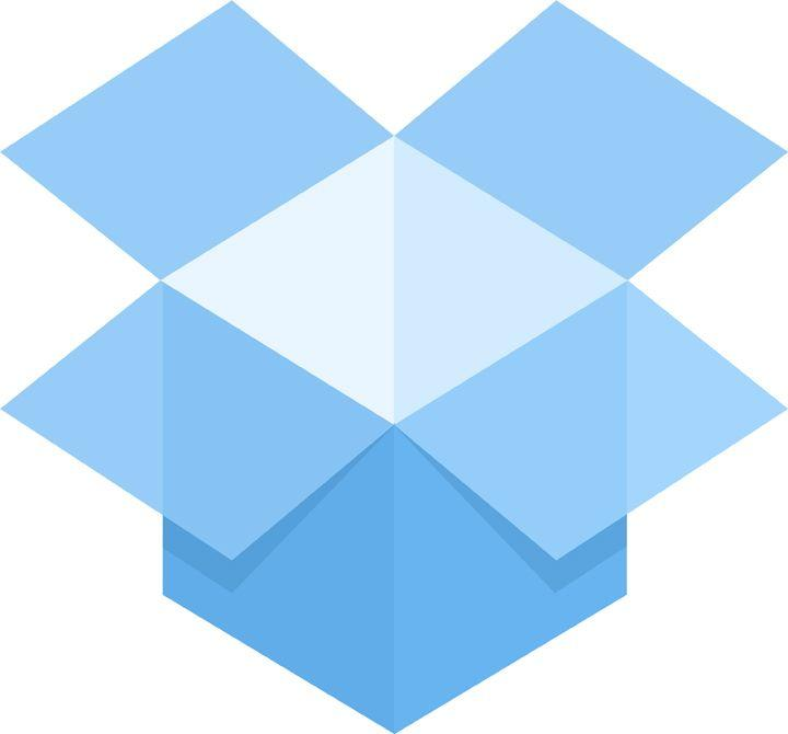 Dropbox iPhone