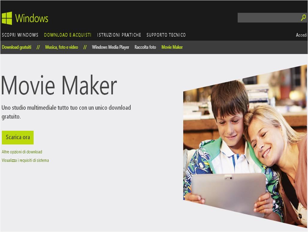 Windows Movie Maker video