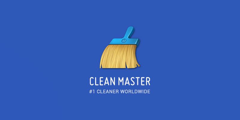 Il logo di Clean Master