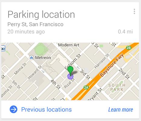 google-now-luoghi-di-parcheggio-scheda