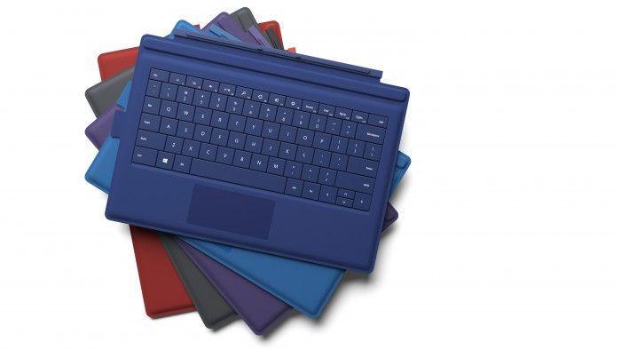 Microsoft Surface Pro 3 pile