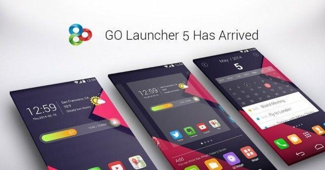 Go Launcher 5