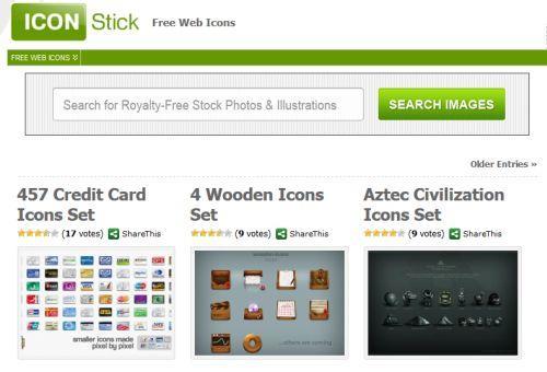 IconStick set di icone