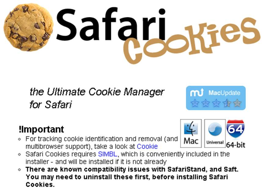 Safari Cookies Mac