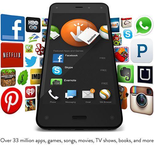 amazon fire phone app