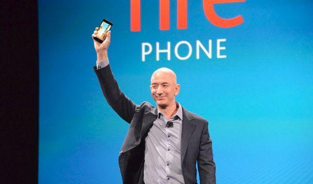 amazon fire phone ceo