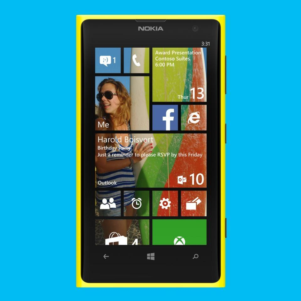 Windows Phone 8,1