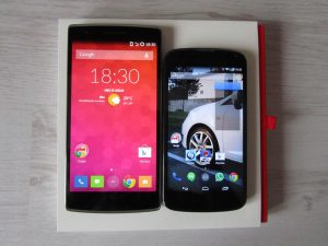 oneplus one unboxing 8
