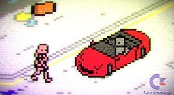 gta v commodore 64 GTA V: come sarebbe stato su Commodore 64?