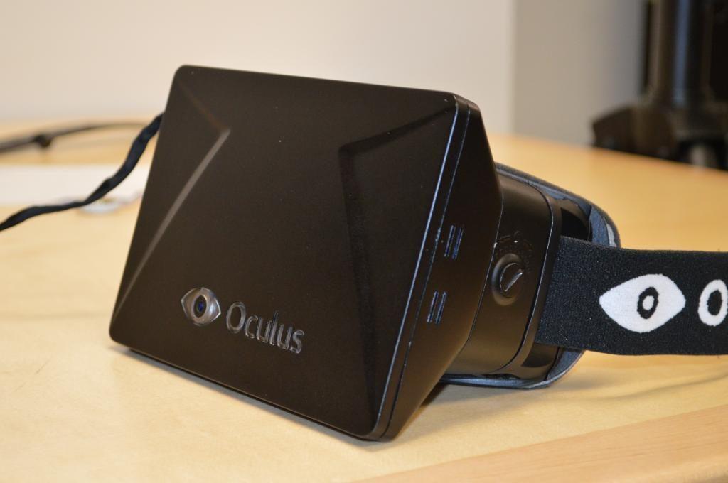 Lettore realtà aumentata Oculus