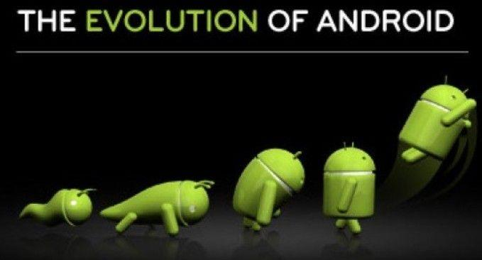 Android-storia