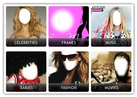 ClubDud Beta fotomontaggi con VIP online