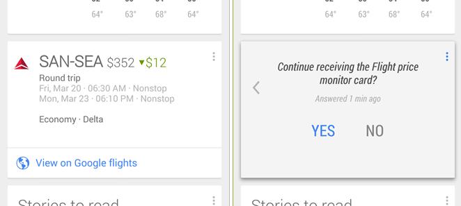 google now voli