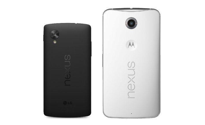Nexus 6 vs Nexus 5 retro