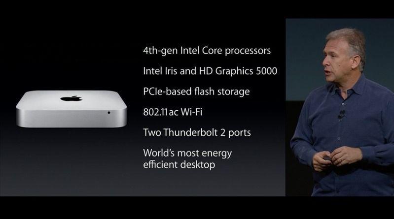apple nuovi mac mini